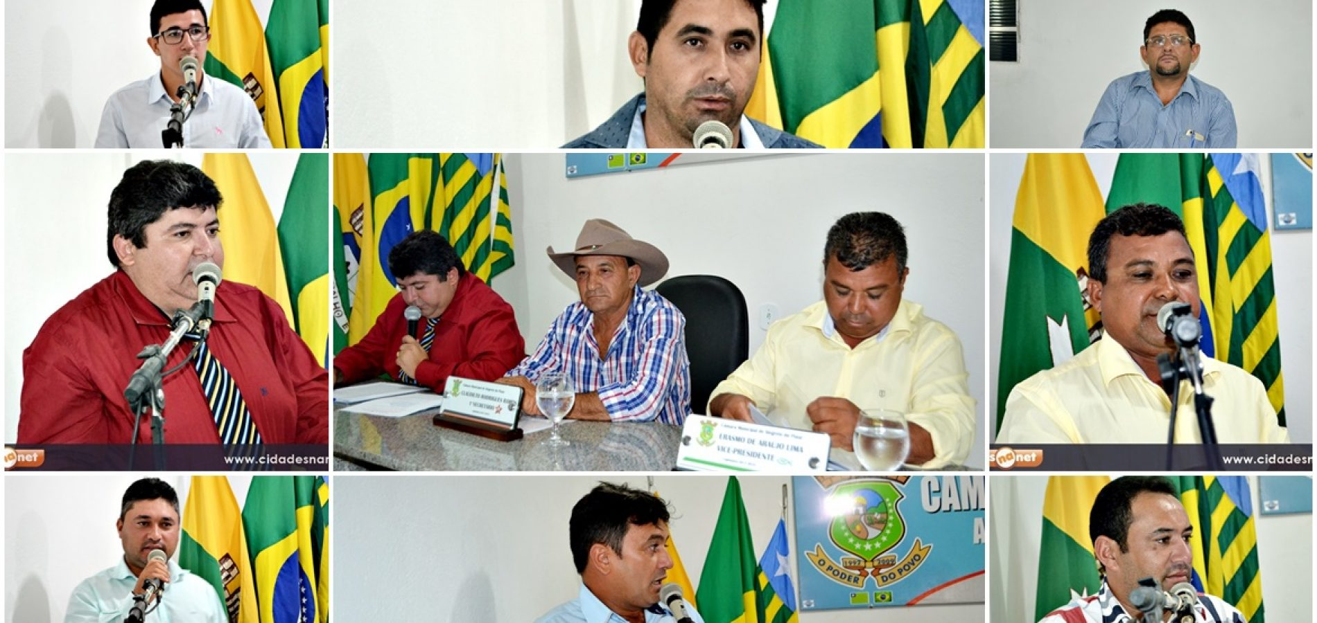 ALEGRETE | Câmara realiza quinta sessão ordinária e apresenta decreto de indicação de títulos de cidadania