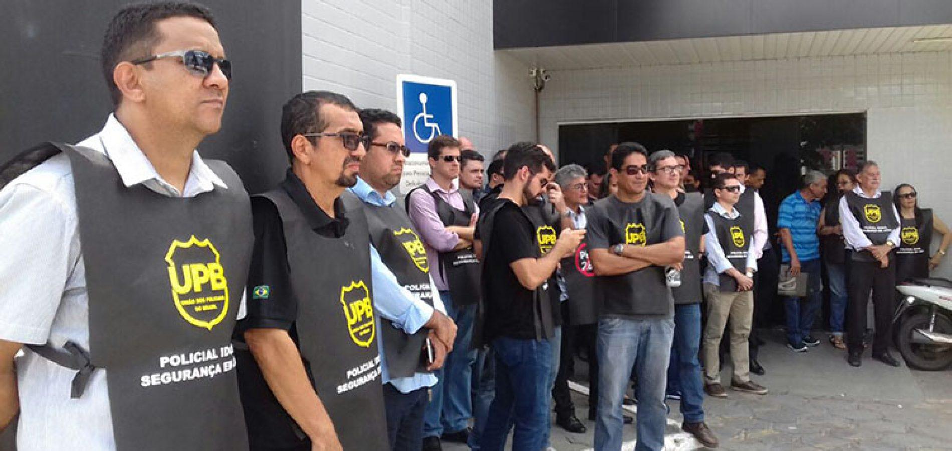 Policiais federais do Piauí entram em estado de greve em protesto