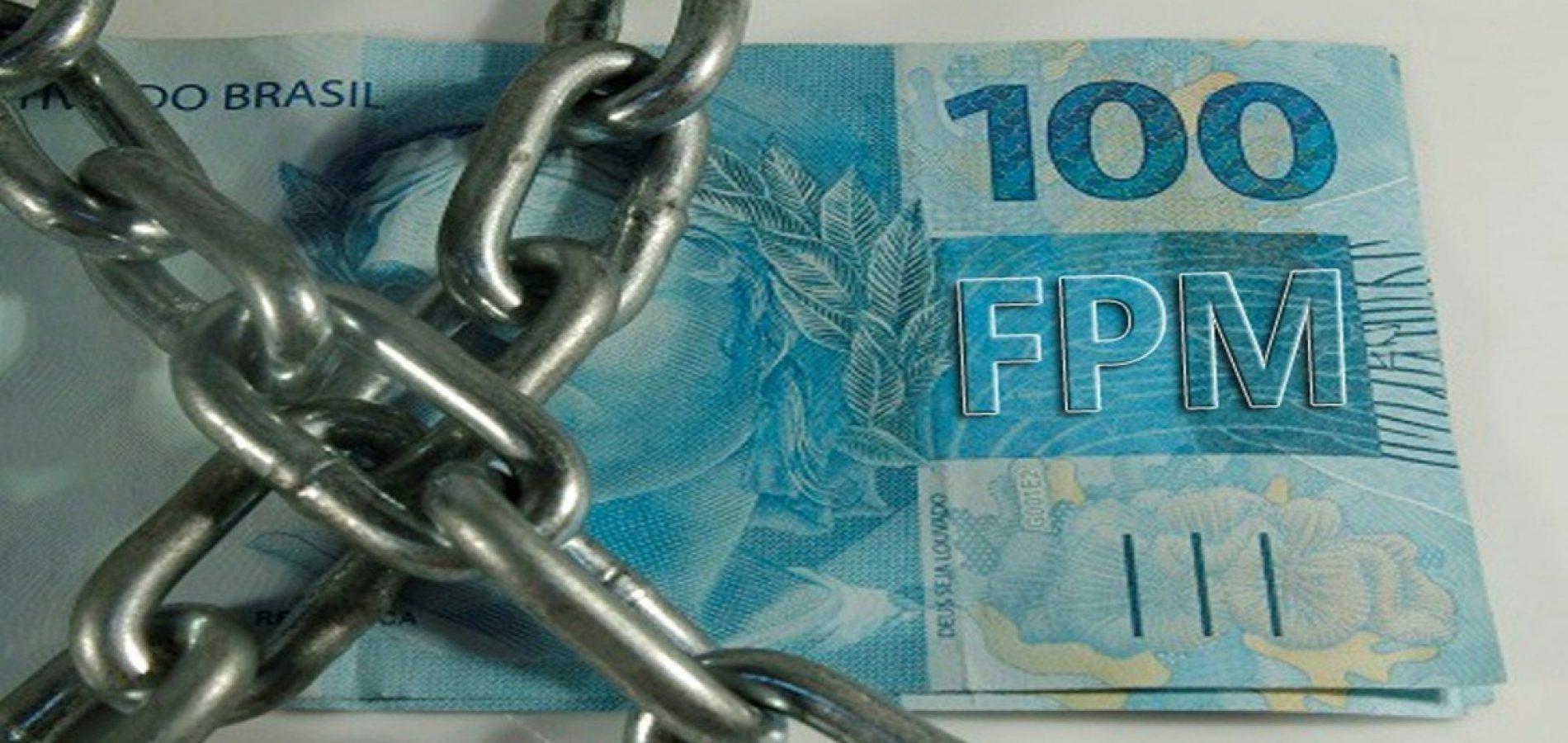 Oito municípios do Piauí tem recursos do FPM bloqueados; veja quais