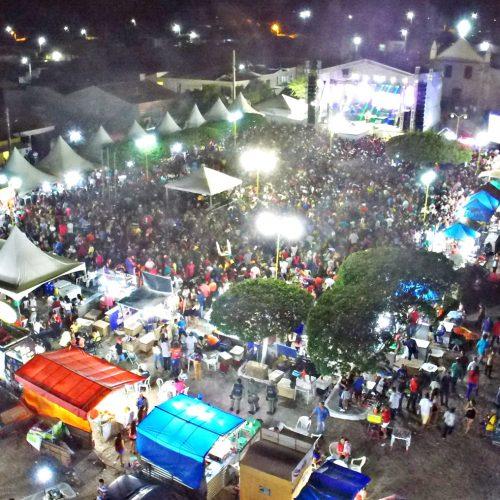 FOTOS | Shows com Tropikália, Caninana e Guilherme Dantas no aniversário de Caldeirão Grande do Piauí