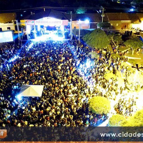Veja cobertura fotográfica do encerramento das festividades dos 25 Anos de Alegrete do Piauí