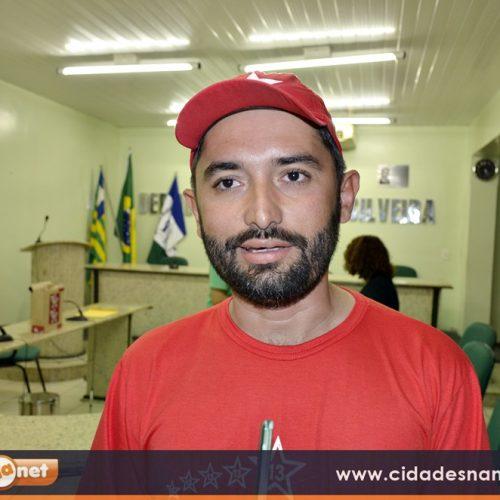 Deoclécio é eleito novo presidente do PT em Jaicós