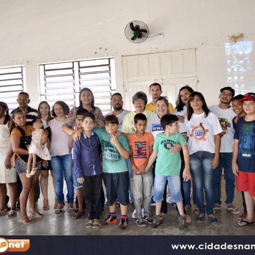 ABAE promove almoço solidário de Páscoa em Jaicós; fotos