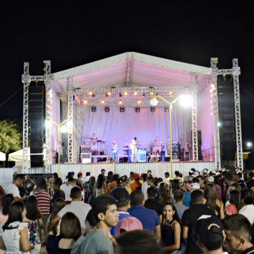 Missa e shows abrem as comemorações do aniversário de Caldeirão Grande do Piauí
