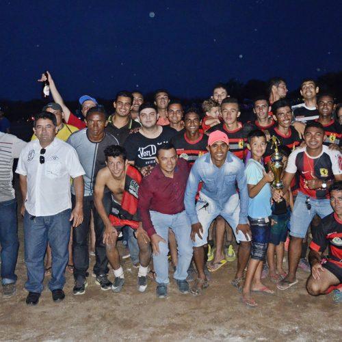 Prefeitura de Campo Grande do PI promove tradicional torneio da Semana Santa; Olímpia foi campeão