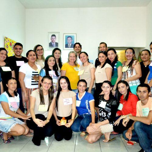 Assistência Social de Vila Nova do PI reúne equipe e acolhe novos orientadores sociais com capacitação