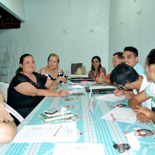 Prefeito Edilson Brito reúne secretariado para discutir e planejar o 16º Arraia São João Batista em Vila Nova