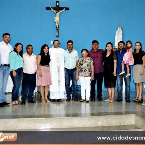 Missa do aniversário de Alegrete é celebrada na Igreja de N. Senhora de Fátima; veja imagens