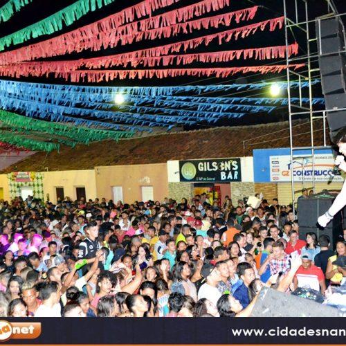 FOTOS |  Shows de Iohannes e Jota do Ceará no aniversário de Jacobina
