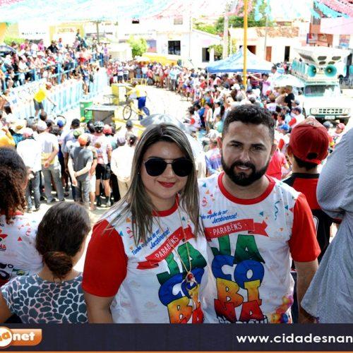 Fotos das atividades comemorativas do aniversário de emancipação política de Jacobina do Piauí