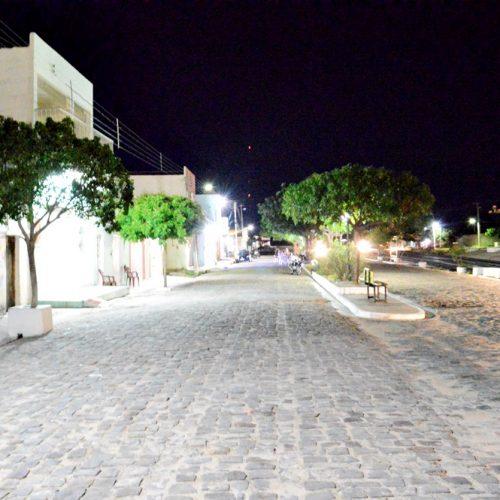Prefeitura faz manutenção da iluminação pública da sede e da zona rural de Vila Nova do PI