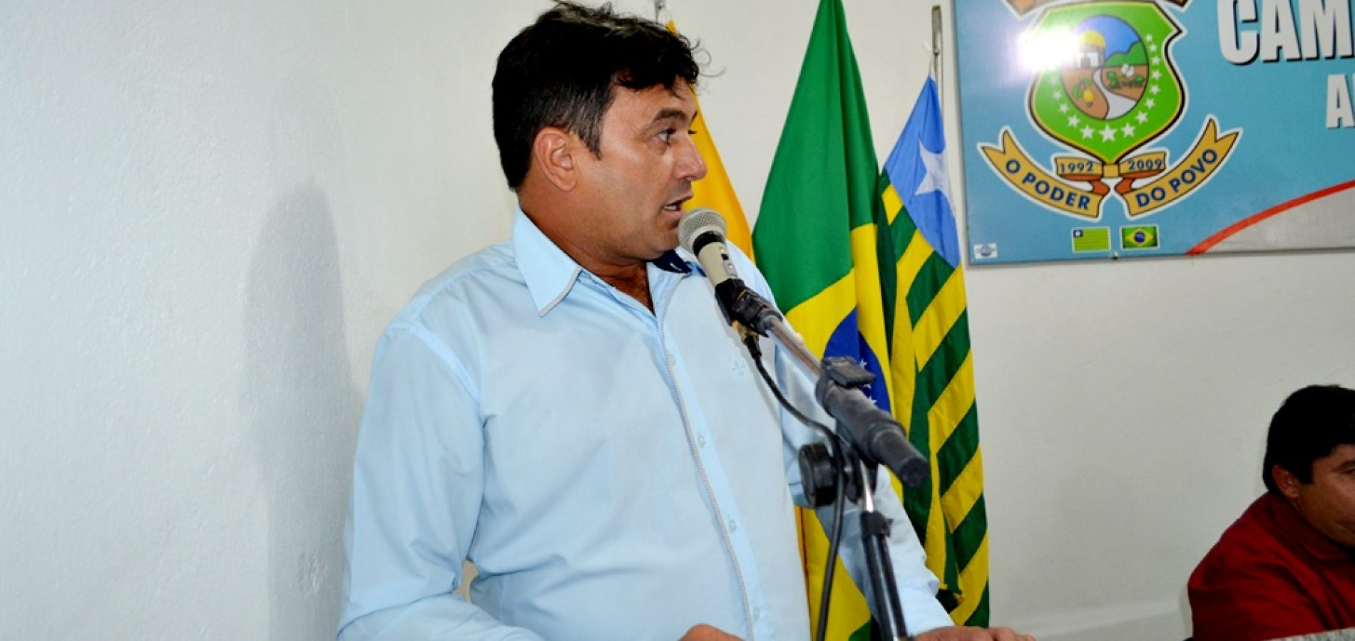 Vereador quer a construção de dois banheiros públicos na praça pública em Alegrete do PI