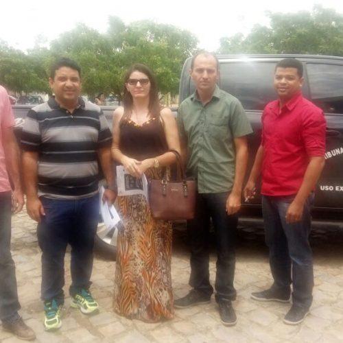 Gestores de Massapê do Piauí participam de Seminário do TCE em Picos