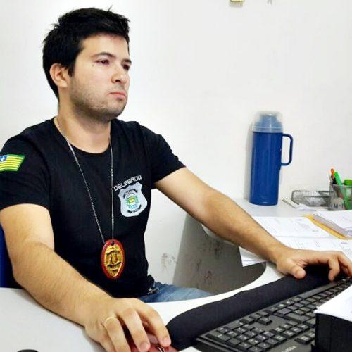 JAICÓS | Dupla suspeita de furtos é conduzida à Delegacia e câmera é recuperada