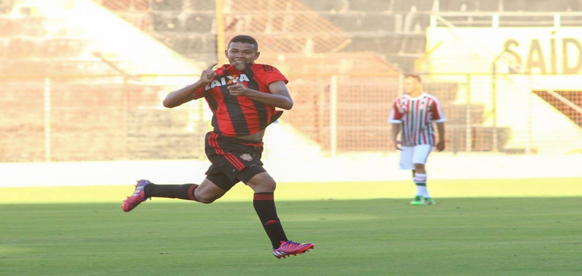 Piauiense de apenas 17 anos é a mais nova sensação do Sport Recife