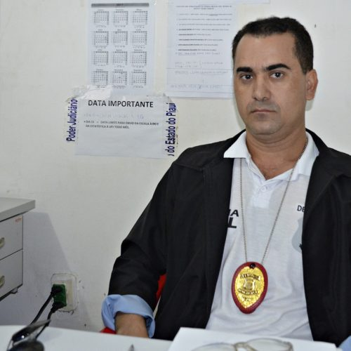 Polícia de Jaicós prende suspeito de assassinar homem no interior de Campo Grande do Piauí