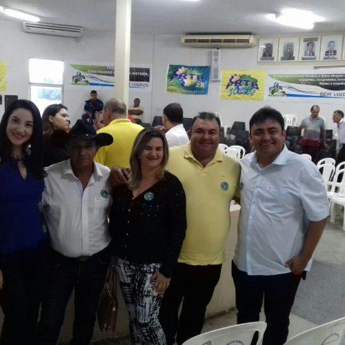 Lideranças políticas do PRTB de Alegrete participam de encontro regional do Partido em Picos