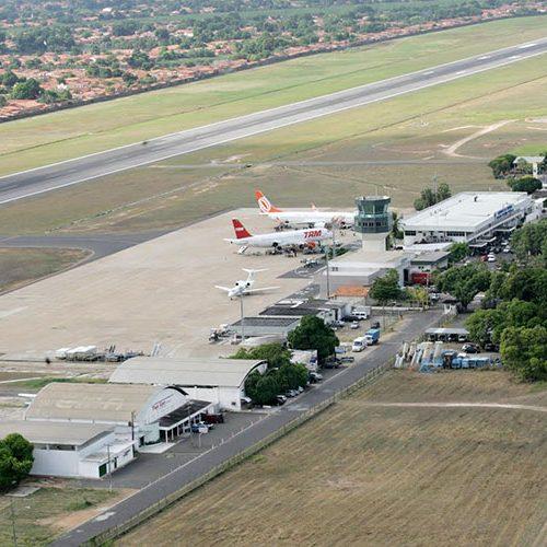 Aeroporto de Teresina ficará interditado por 7 horas de segunda a sábado