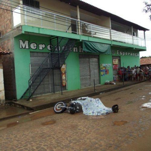 Comerciante reage a assalto e mata suspeito com 3 tiros no Piauí