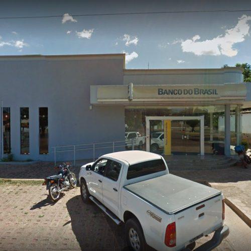 Quadrilha arromba cofre de agência de agência do Banco do Brasil no interior do Piauí