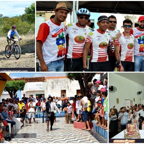 Com grande participação e vasta programação, Jacobina do Piauí comemora 25 anos de emancipação política