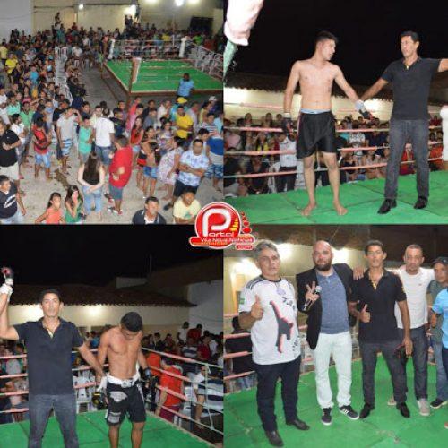 Vilanovense Léo Tiger vence o 2º Nordeste Fight (MMA Amador) em Francisco Santos! Veja imagens