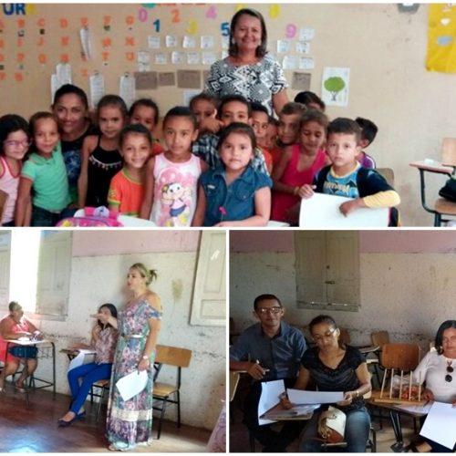 Educação de Patos promove  Formação Continuada de professores  e faz maratona de visitas em escolas