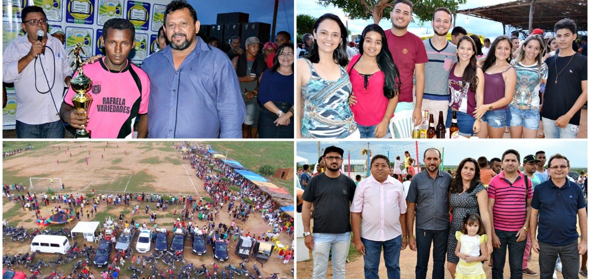 FOTOS | Tradicional torneio da Semana Santa do povoado Carquejo – Belém do Piauí