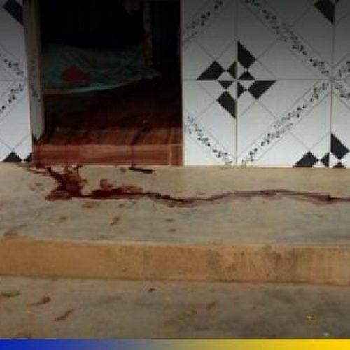 Homem é esfaqueado e morto dentro de sua casa no interior de Queimada Nova