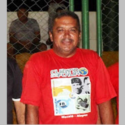 Ex jogador de Futebol morre aos 52 anos em Fronteiras