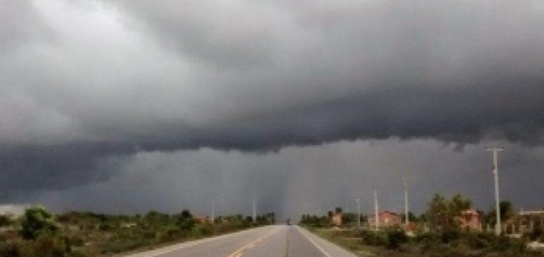 Meteorologia prevê chuvas acima da média no Piauí em abril