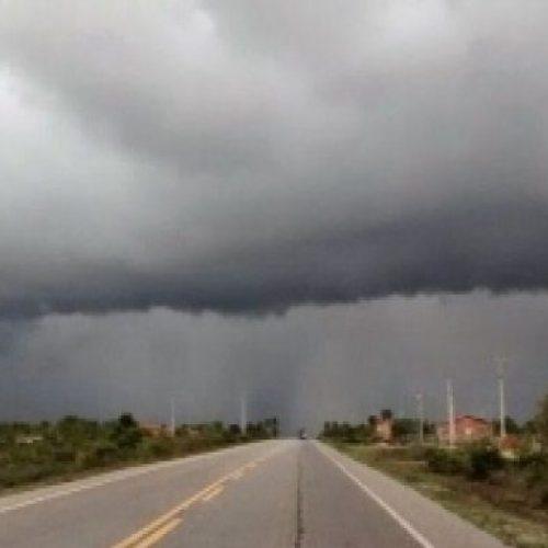 Meteorologia prevê chuvas moderadas na primeira semana de junho no Piauí