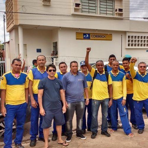 Sindicato garante greve dos Correios no Piauí, mesmo com decisão do TST