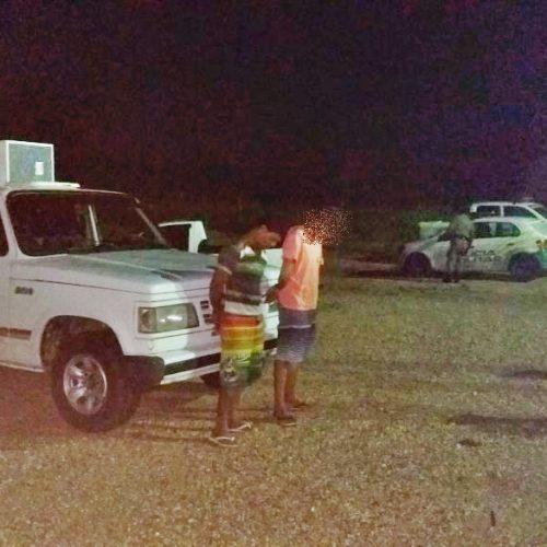 D20 furtada em Picos é recuperada por policiais de Jaicós. Veja!