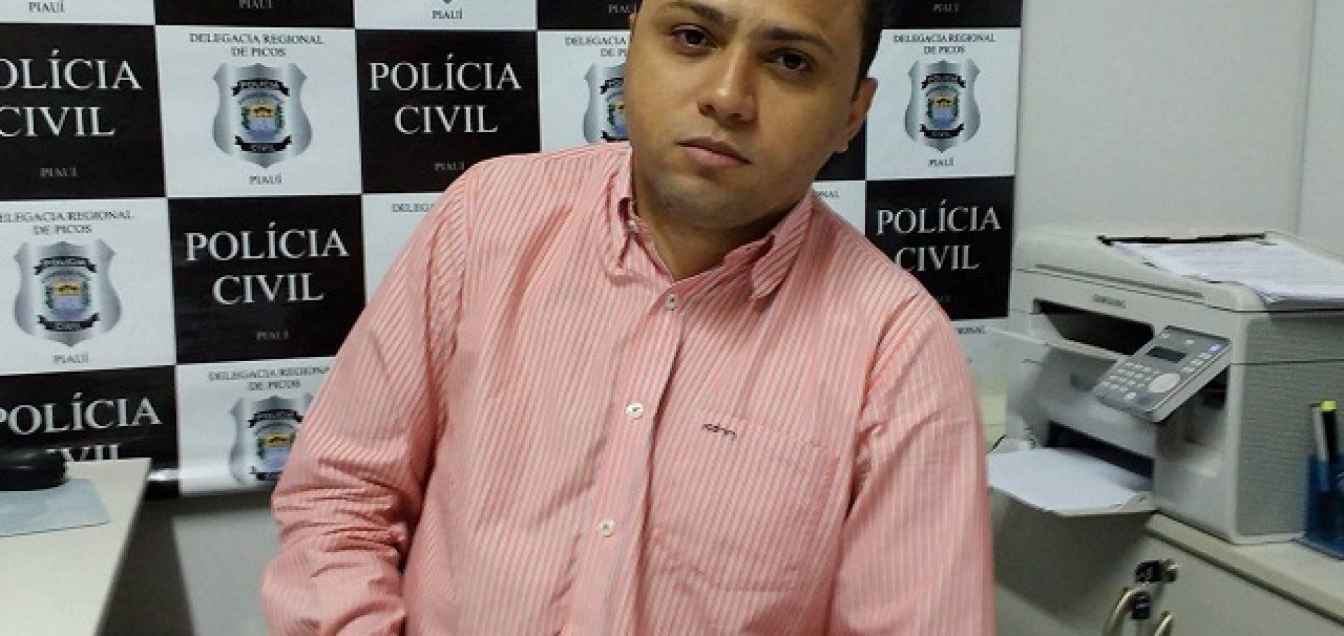 Delegado regional de Picos pode ser transferido