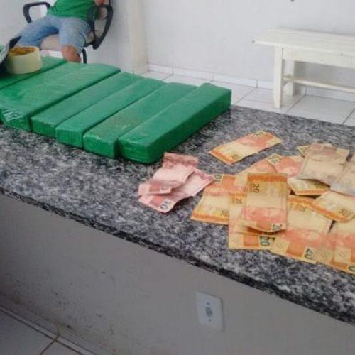 Polícia apreende 18kg de maconha avaliada em 200 mil no Piauí