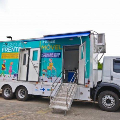 SAÚDE | Passo à Frente entrega equipamentos ortopédicos em Picos