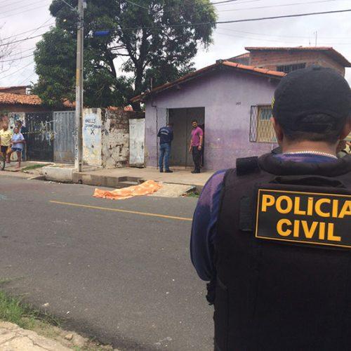 Adolescente de 16 anos é executado com três tiros ao sair do trabalho no Piauí