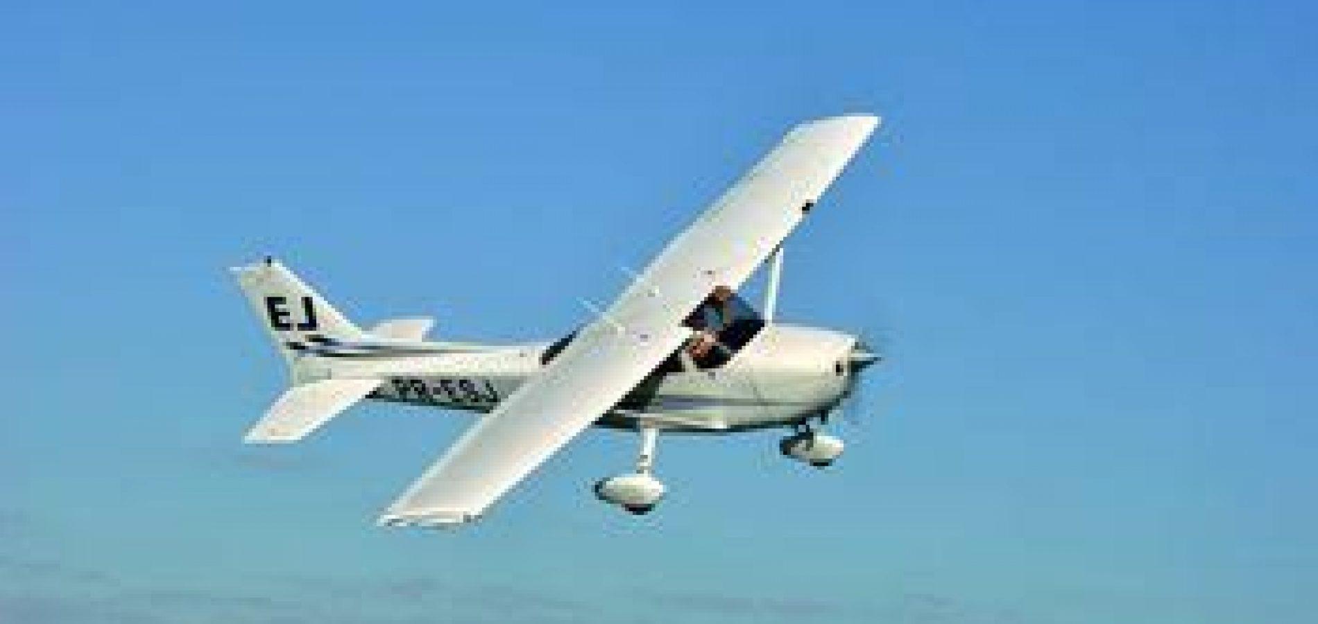Avião de pequeno porte teria caído em serra no Norte do Piauí