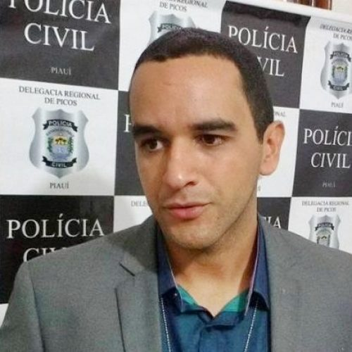Delegado de Picos denuncia sobrecarga de trabalho para os servidores da Polícia Civil