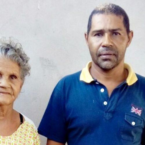 Idosa que mora em Goiás quer reencontrar filhos em Jaicós