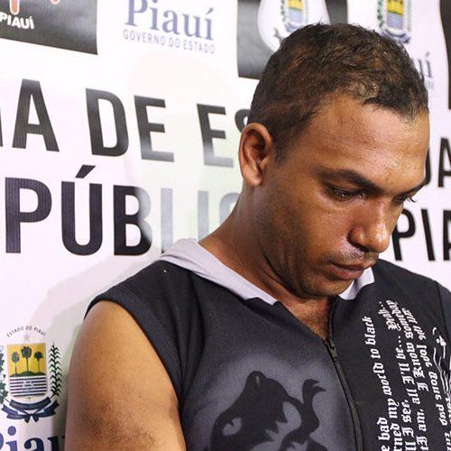 Acusado de chacina no Norte do Piauí é procurado após escapar da prisão pela 2ª vez no ano