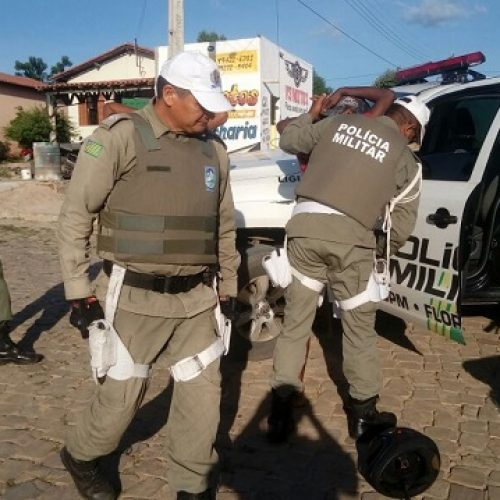 PM prende 60 pessoas em apenas 24 horas no Piauí, durante feriado de Tiradentes