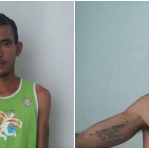 Polícia Militar prende homem acusado de tráfico e roubo em Fronteiras-PI