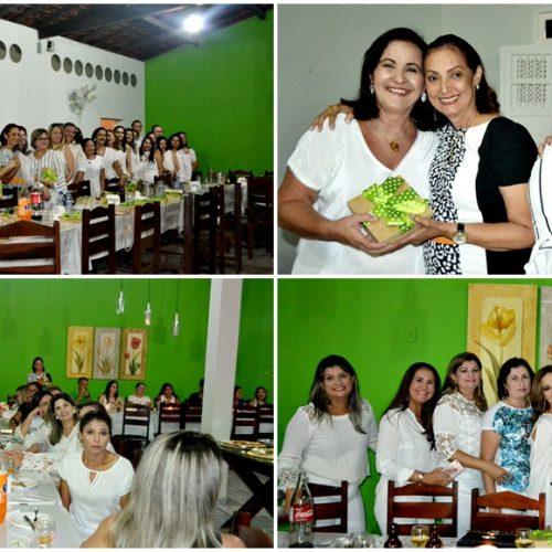 FRONTEIRAS | Educação realiza confraternização da Páscoa com funcionários. Veja fotos!
