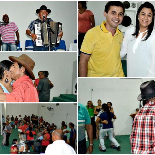 Cultura e Assistência Social realizam o 1º forró dos idosos em Alegrete. Veja fotos!