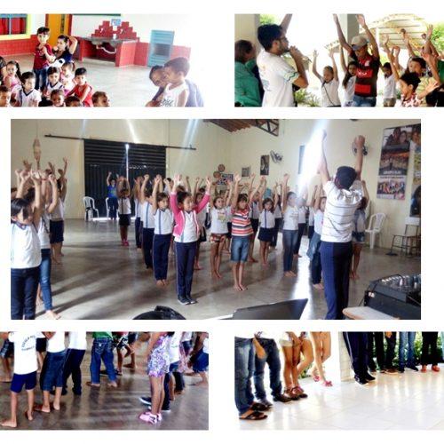 Secretaria de Cultura inicia aulas de dança para cerca de 300 alunos em Vila Nova do PI