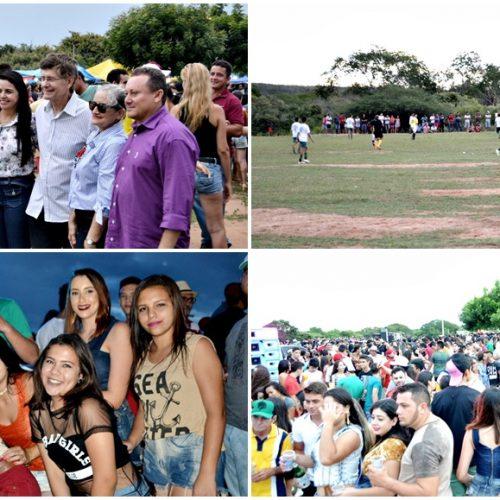 FOTOS | Torneio da Amizade no Cansanção em São Julião-PI. Veja!