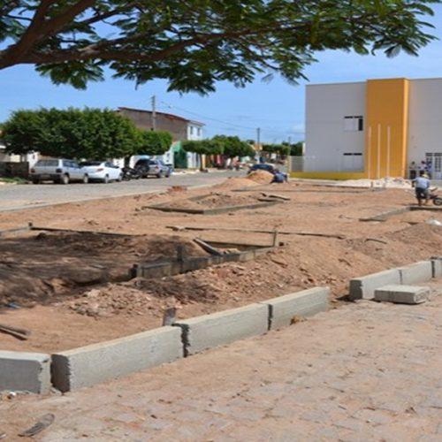 Obras serão inauguradas no aniversário de Caldeirão Grande do Piauí