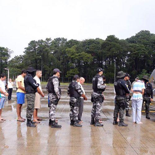 Presos em SP que assaltavam no Piauí são do PCC, revela delegado do Greco